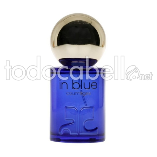 Courreges In Blue Eau De Toilette Vaporizador 30 Ml