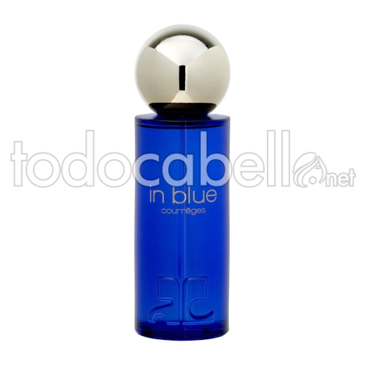 Courreges In Blue Eau De Toilette Vaporizador 90 Ml