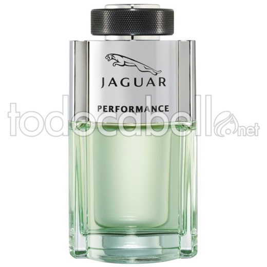 Jaguar Performance Men 40 Vapo Edt