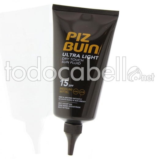 Piz Buin Ultra Light Dry Fluid Corp Fp15