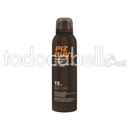 Piz Buin Spray Iluminador Fps15 150ml