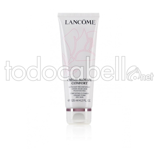 Lancome Mousse Confort Tube 125 Ml