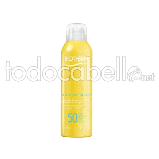 Biotherm Spray Solai.dry Touch Spf50 200