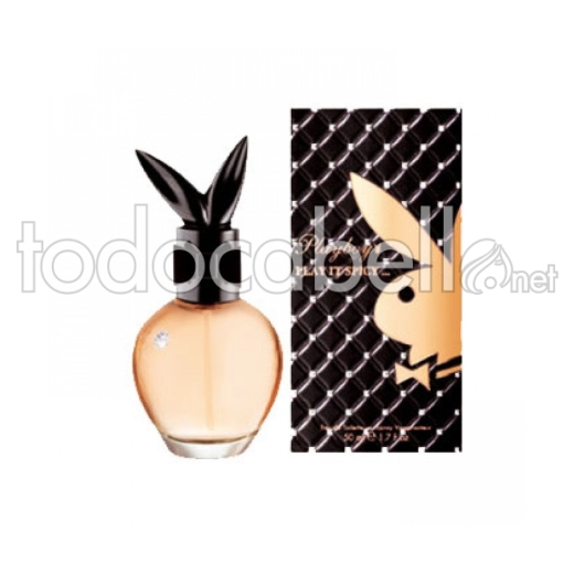 Playboy Eau De Toilette 50ml Play It Spicy