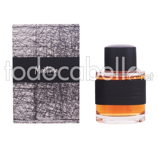 Montana Graphite Edt Vapo 100ml