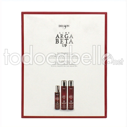 Dikson Argabeta Up Kit Rizos (curl & Wave)