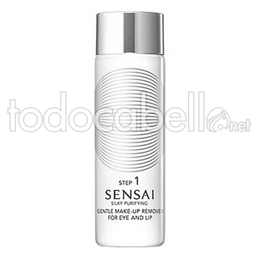 Kanebo Gentle Make-up Remover Eye&lip100