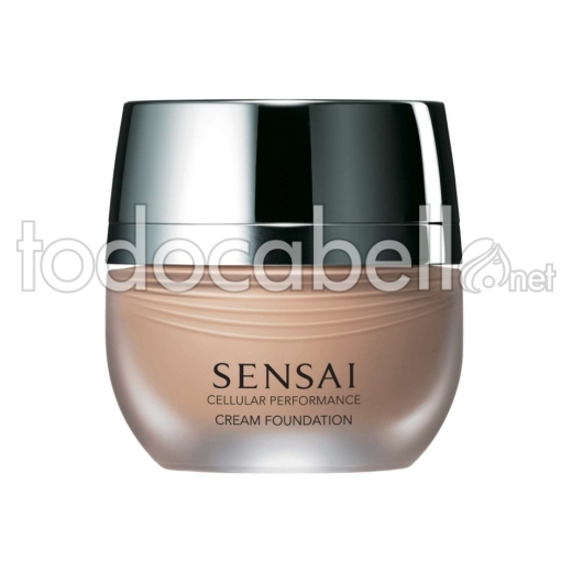 Kanebo Cream Foundation 24 30ml