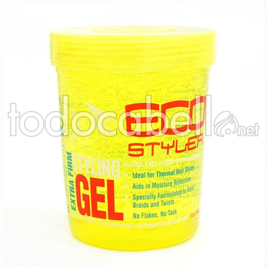 Eco Styler Styling Gel Color Yellow 907 Gr