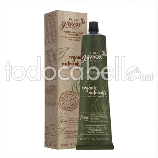 Pure Green 100 Ml, Color 9.0