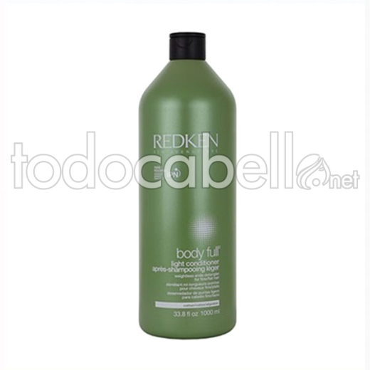 Redken Body Full Acondicionador Light 1000 Ml