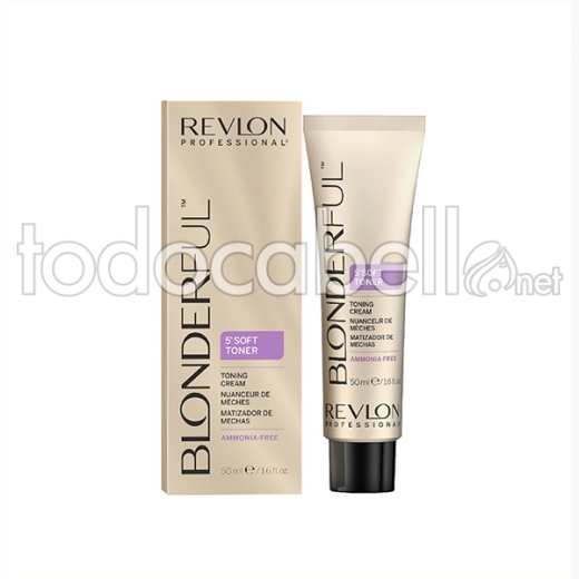 Revlon Blonderful Soft Toner 50ml, Color 10.02
