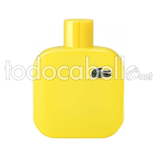 Lacoste 1212 Jaune Optim.175ml Vap Edt