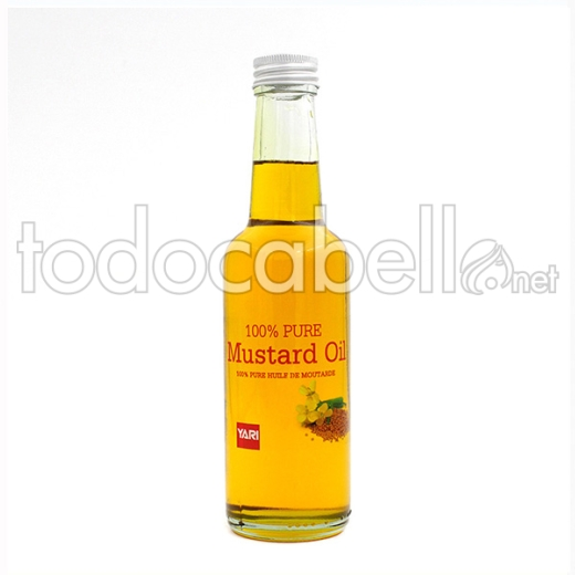 Yari Natural Mustard Oil 250 Ml