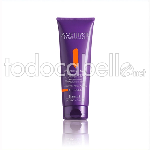 Farmavita Amethyste Colouring Mask Cobre 250 Ml