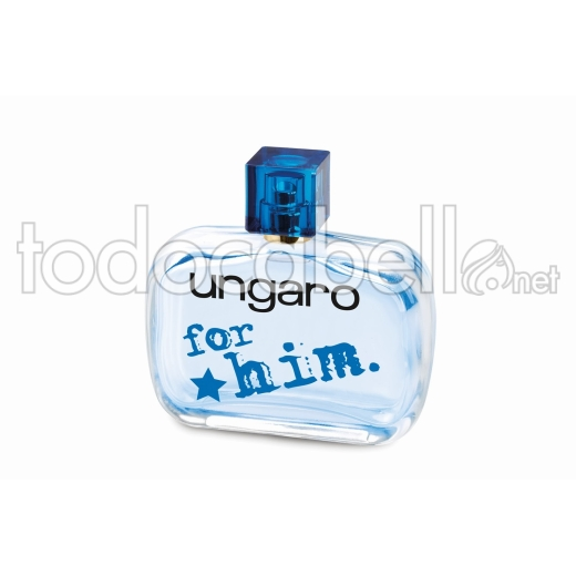 Ungaro For Him Edt 100 Vapo