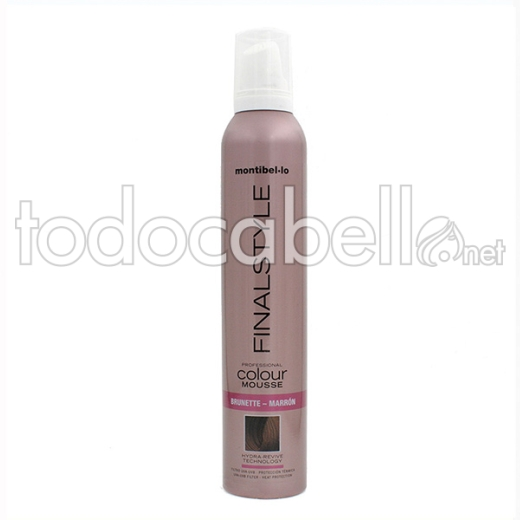 Montibello Espuma Finalstyle Brunette (marron) 320 Ml
