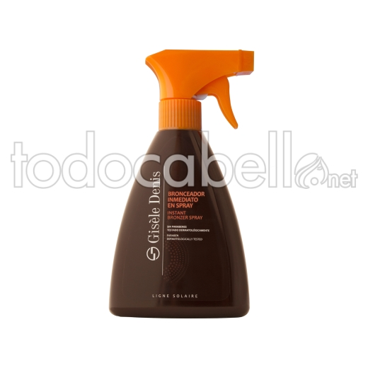 Gisele Denis Bronceador Inmediato Spray 300ml