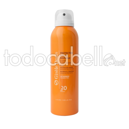 Gisele Denis Protector Invisible Spray Spf15 200 Ml
