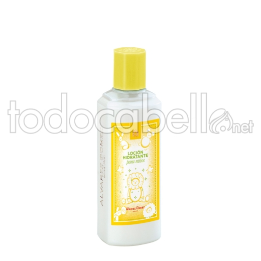 Alvarez Gomez Body Lotion NiÑos 300ml