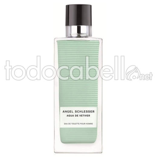 Angel Schlesser Agua Vetiver Edt 50ml Vapo