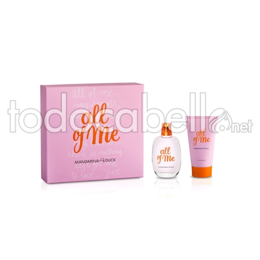 Mandarina Duck Woman Edt 100 Vp+ Gel150