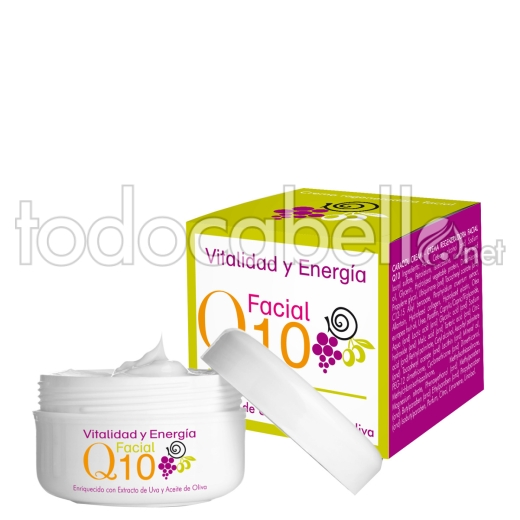 Redumodel Q10 Crema Facial 50ml