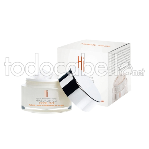 Redumodel Crema Facial Hialuronico 50ml