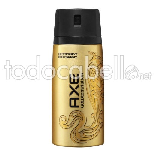 Gold Temptation Deo Vaporizador 150 Ml