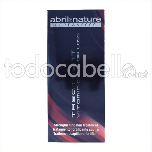 Abril Et Nature Fepean Pack Vit Anti Hair Loss (champú 250ml + loción 100ml)