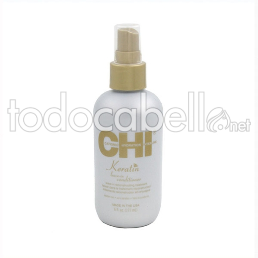 Farouk Chi Keratin Leave In Acondicionador 177 Ml