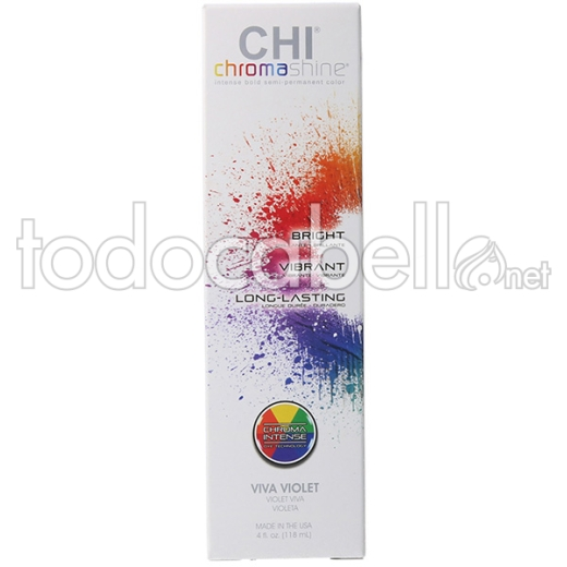 Farouk Chi Chroma Shine Viva Violet 118ml