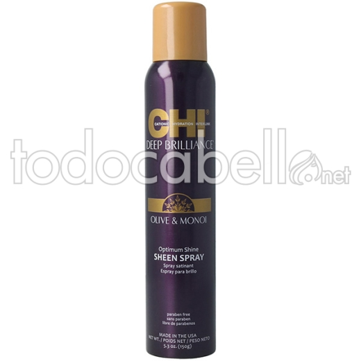 Farouk Chi Deep Brilliance Optimum Shine Spray Brillo 150g