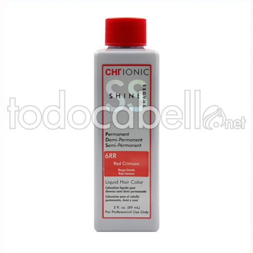Farouk Chi Ionic Shine Shades Liquid Color 6rr 89ml
