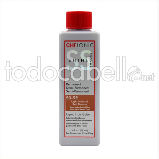 Farouk Chi Ionic Shine Shades Liquid Color 50-9r 89ml