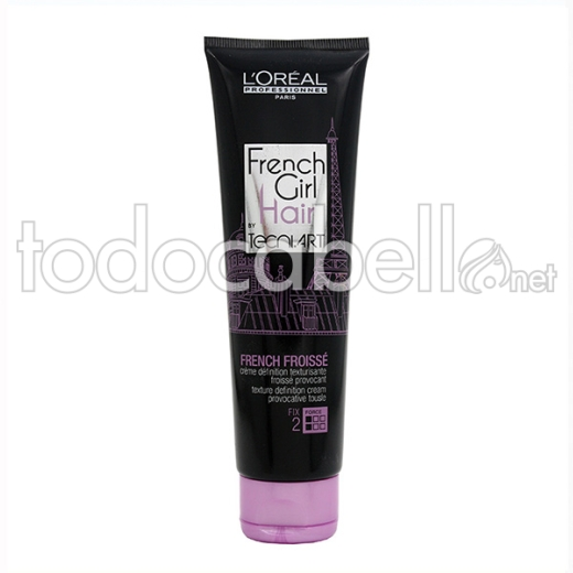Loreal Tecniart French Girl Hair FroissÉ Creme 150 Ml