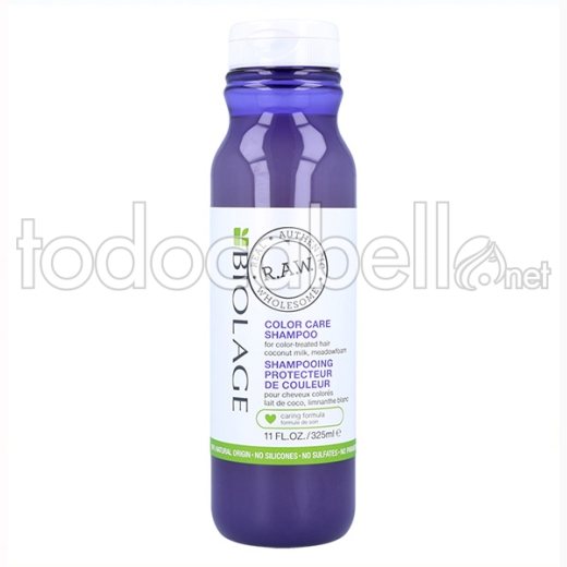 Matrix Biolage Raw Colorseal Champú 325 Ml