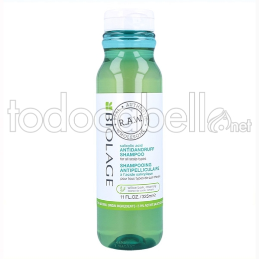 Matrix Biolage Raw Scalp Antidandruf Champú 325 Ml