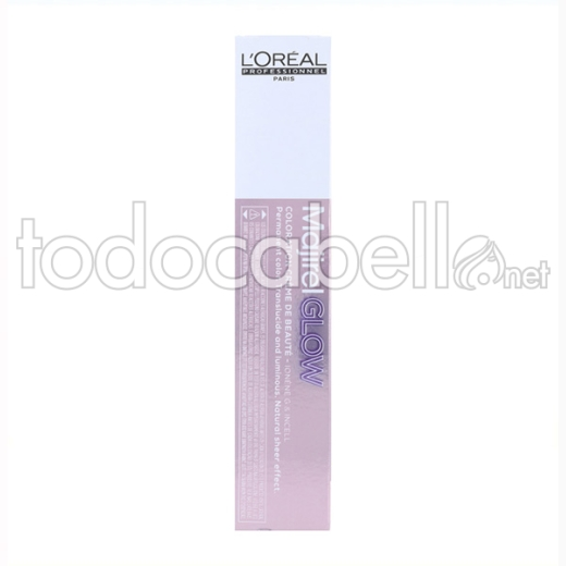 Loreal Majirel Glow 50 Ml, Light Base .10