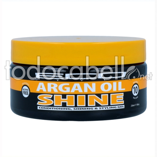 Eco Styler Shine Gel Argan Oil 236 Ml