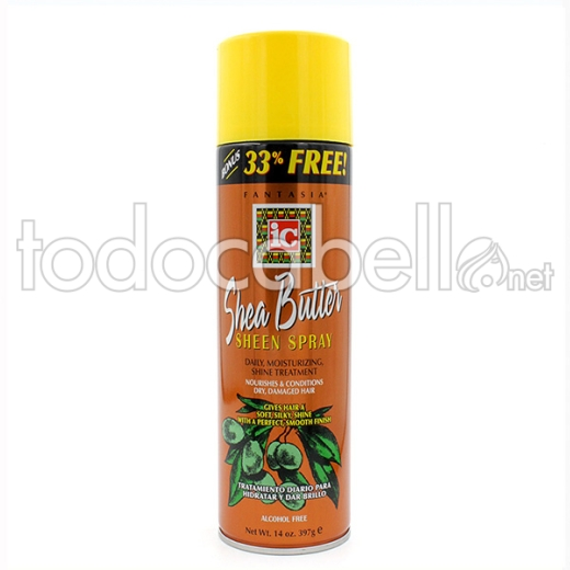 Fantasia Ic Shea Butter Sheen Spray 397 Ml