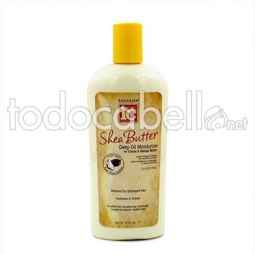 Fantasia Ic Shea Butter Oil Moist 355 Ml