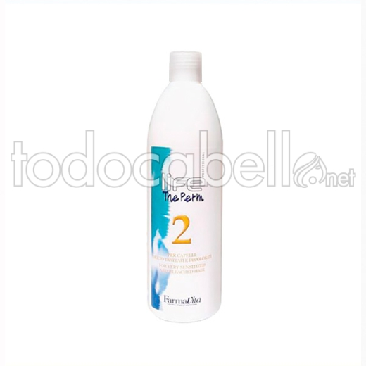 Farmavita Life The Permanent 2 500 Ml