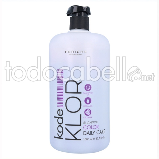 Periche Kode Klor Color Daily Care Champú 1000 Ml