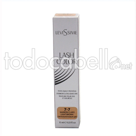 Levissime Lash Color 7-7 Marron Claro 15 Ml