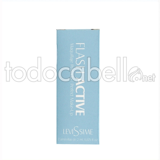 Levissime Ampollas Flash Active 2x2 Ml