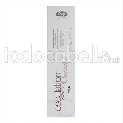 Lisap Scalation Now Color Seduction CastaÑo Claro