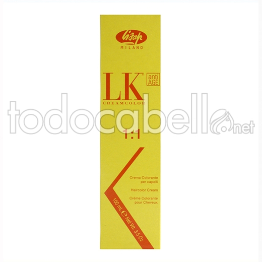 Lisap Lk Antiage 4/40 Caoba Intenso 100 Ml