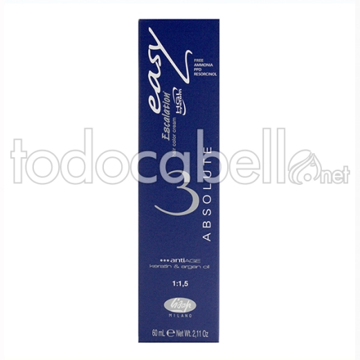 Lisap Easy Absolute 3 4/00 CastaÑo Profundo 60 Ml
