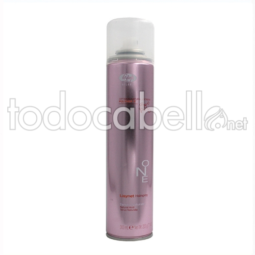 Lisap Hair Spray One Natural 300 Ml